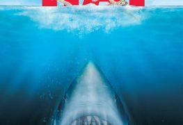 """Plakat von """"Der weiße Hai"""""""