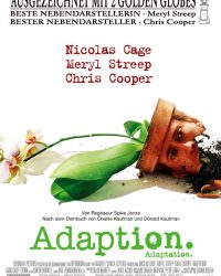 adaption-filmposter