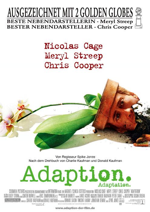 adaption-filmposter