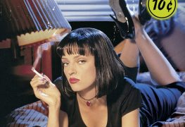"Plakat von ""Pulp Fiction"""