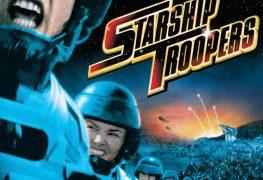 "Plakat von ""Starship Troopers"""