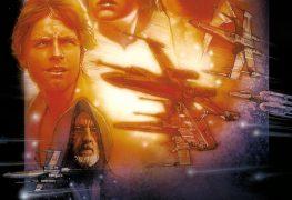 """Plakat von """"Star Wars: Episode IV - Eine neue Hoffnung"""""""