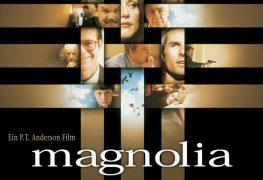 """Plakat von """"Magnolia"""""""