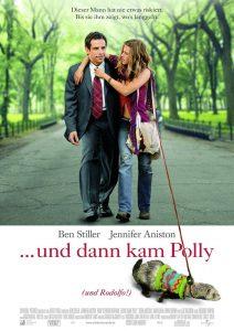 """Plakat von """"...und dann kam Polly"""""""