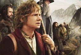 """Plakat von """"Der Hobbit - Eine unerwartete Reise"""""""