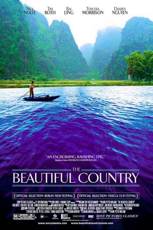 "Plakat von ""The Beautiful Country"""