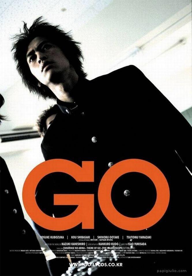 """Plakat von """"Go"""""""