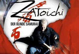 """Plakat von """"Zatoichi - Der blinde Samurai"""""""