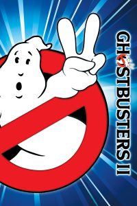 "Plakat von ""Ghostbusters II"""