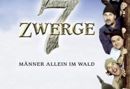 """Plakat von """"7 Zwerge - Männer allein im Wald"""""""