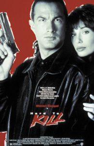 """Plakat von """"Hard to Kill"""""""