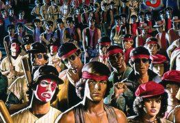 """Plakat von """"Die Warriors"""""""