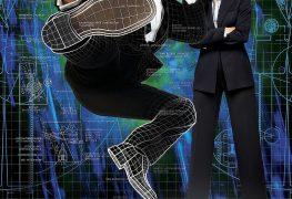 """Plakat von """"The Tuxedo - Gefahr im Anzug"""""""