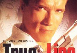 """Plakat von """"True Lies - Wahre Lügen"""""""