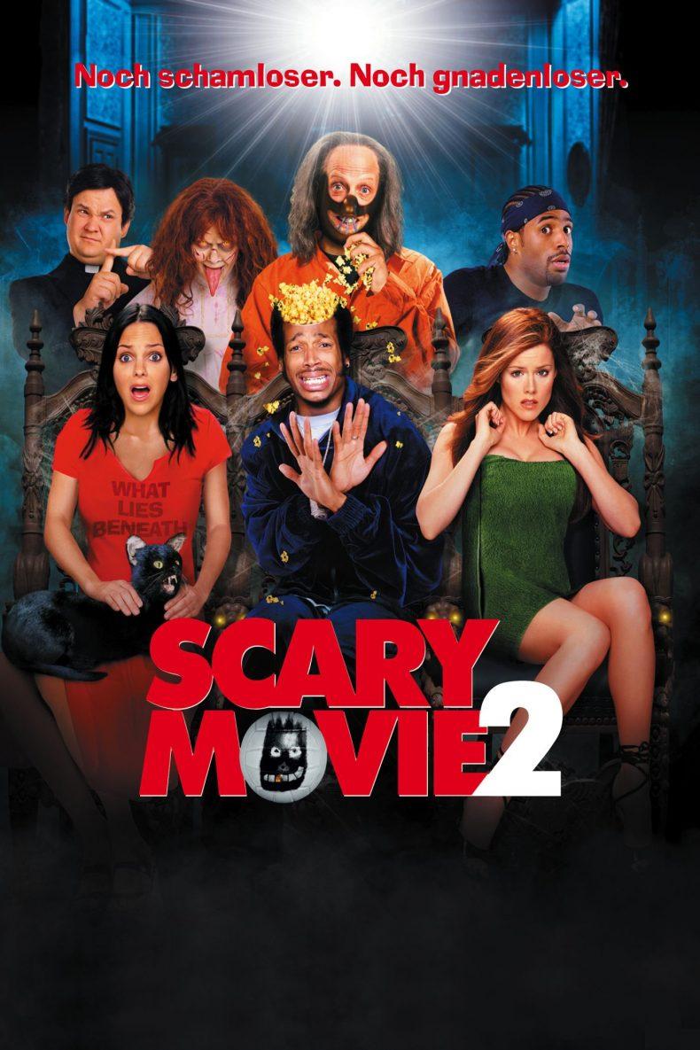 """Plakat von """"Scary Movie 2"""""""