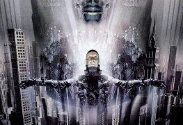 """Plakat von """"Dark City"""""""