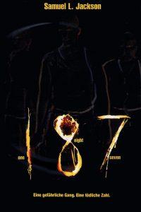 """Plakat von """"187 - Eine tödliche Zahl"""""""