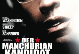 """Plakat von """"Der Manchurian Kandidat"""""""
