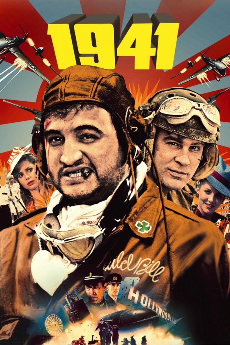 """Plakat von """"1941 - Wo bitte geht's nach Hollywood"""""""