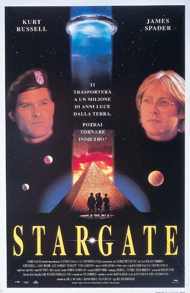 """Plakat von """"Stargate"""""""
