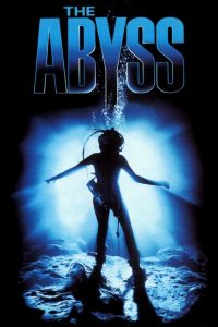 """Plakat von """"Abyss - Abgrund des Todes"""""""