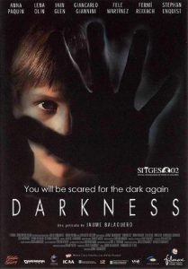"""Plakat von """"Darkness"""""""