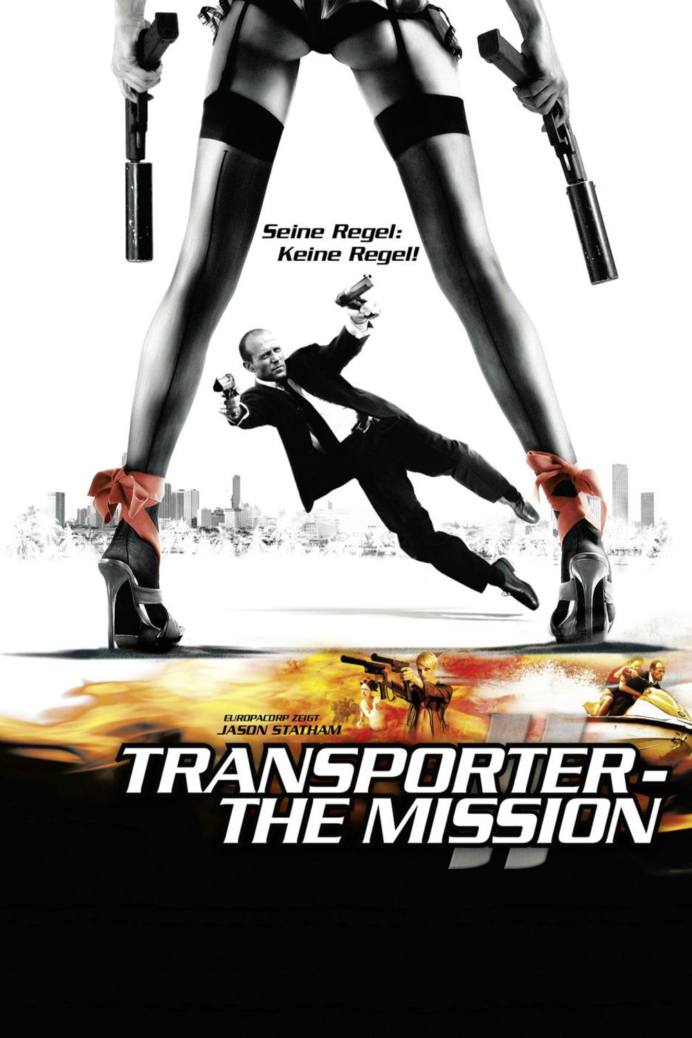 Transporter – The Mission