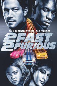 """Plakat von """"2 Fast 2 Furious"""""""