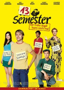 """Plakat von """"13 Semester"""""""