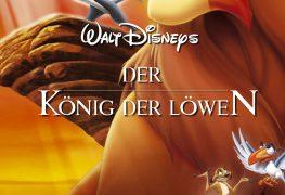 """Plakat von """"Der König der Löwen"""""""