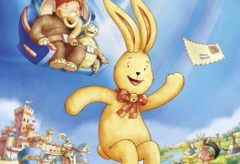 """Plakat von """"Felix 2 - Der Hase und die verflixte Zeitmaschine"""""""