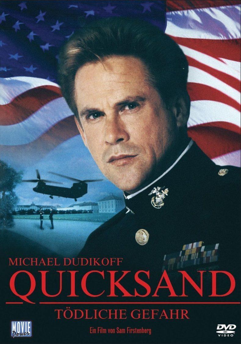 """Plakat von """"Quicksand - Tödliche Dosis"""""""