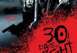 """Plakat von """"30 Days of Night"""""""