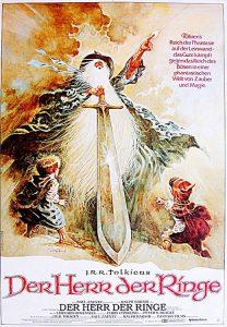 """Plakat von """"Der Herr der Ringe"""""""