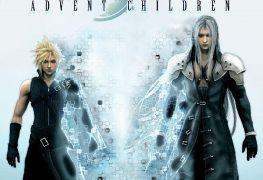 """Plakat von """"Final Fantasy VII: Advent Children"""""""