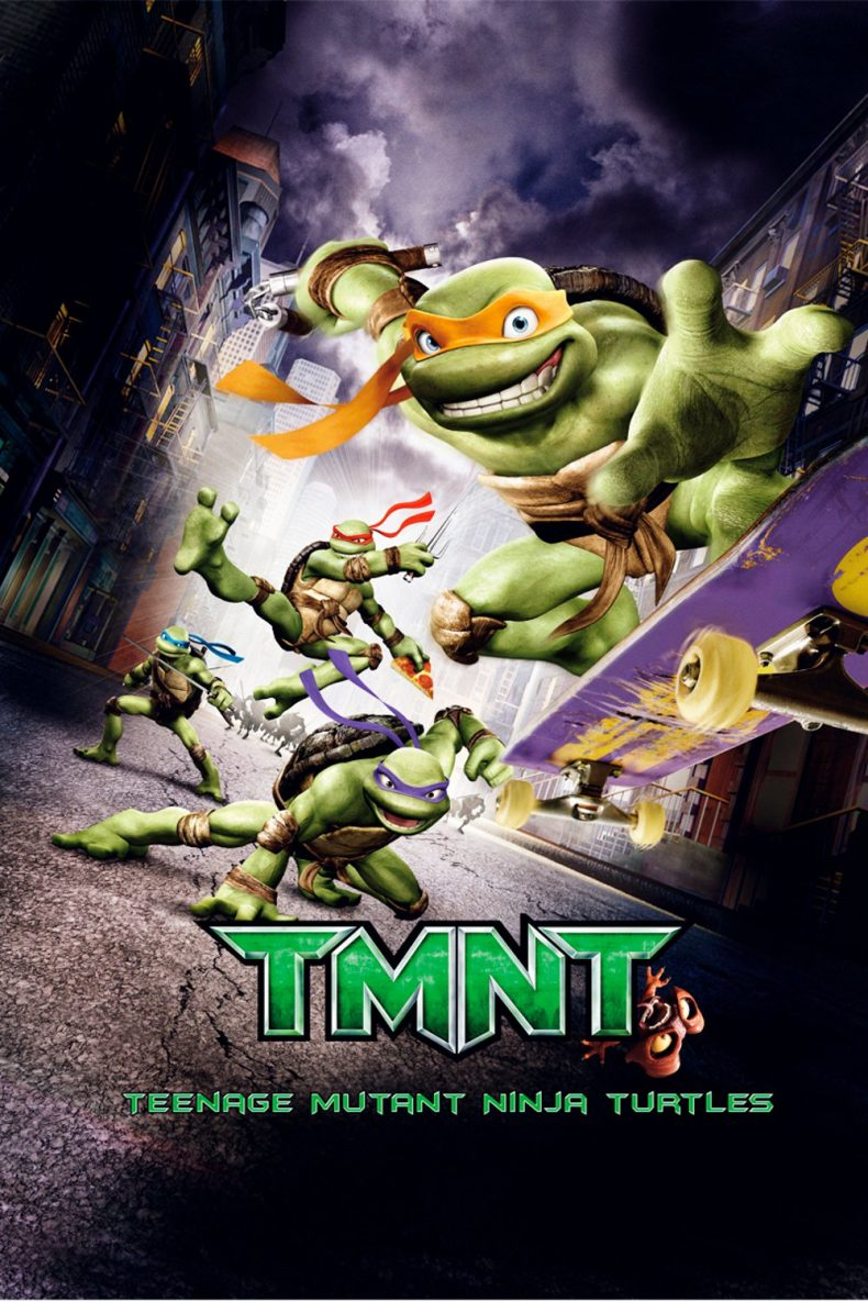 "Plakat von ""Teenage Mutant Ninja Turtles"""