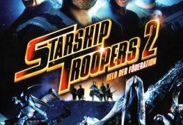 """Plakat von """"Starship Troopers 2: Held der Föderation"""""""