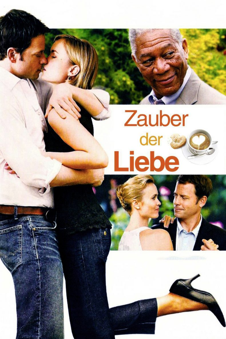 """Plakat von """"Zauber der Liebe"""""""