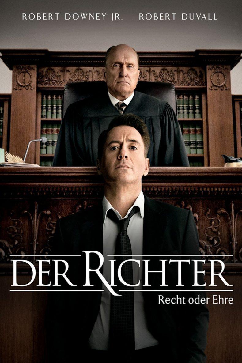 """Plakat von """"Der Richter - Recht oder Ehre"""""""