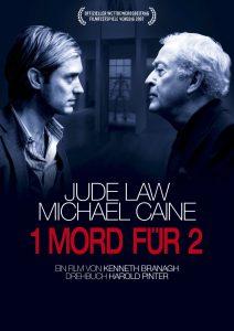 """Plakat von """"1 Mord für 2"""""""