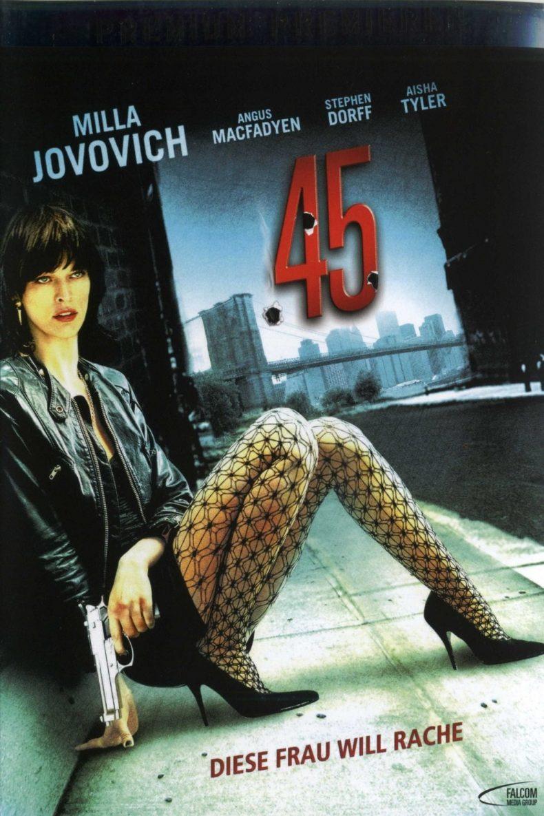 """Plakat von """"Kaliber 45"""""""