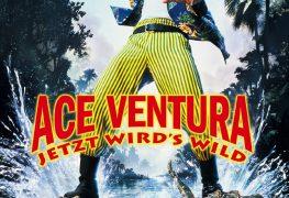 """Plakat von """"Ace Ventura - Jetzt wird's wild"""""""