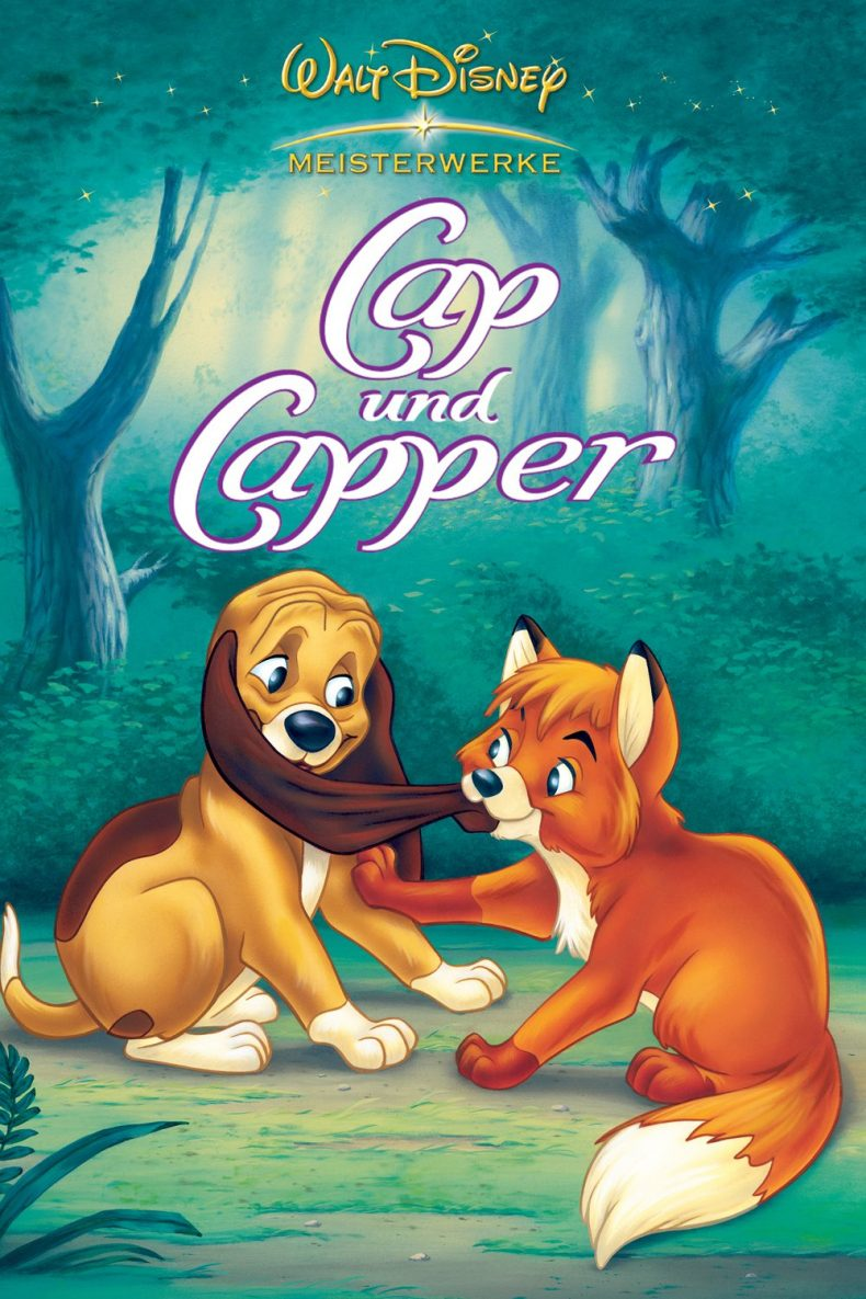 "Plakat von ""Cap und Capper"""