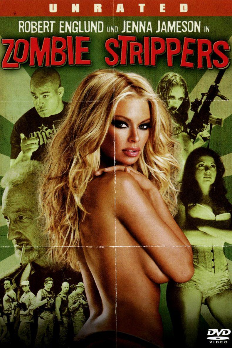 """Plakat von """"Zombie Strippers!"""""""