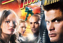 "Plakat von ""Starship Troopers 3: Marauder"""