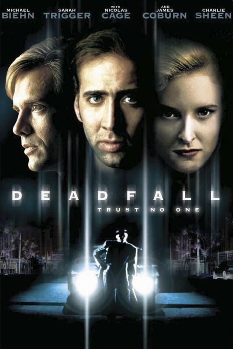 """Plakat von """"Deadfall"""""""