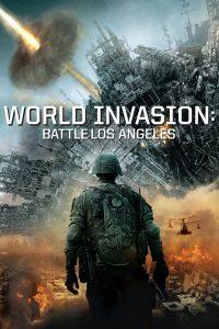 """Plakat von """"World Invasion: Battle Los Angeles"""""""