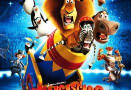 """Plakat von """"Madagascar 3: Flucht durch Europa"""""""