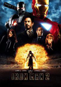 """Plakat von """"Iron Man 2"""""""