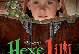 """Plakat von """"Hexe Lilli - Der Drache und das magische Buch"""""""